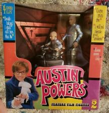 Austin Powers Feature Film Figures Series 2 Dr. Evil & Mini Me on Mini Mobile