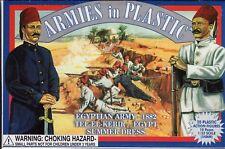 Armies in Plastic Tel-El-Kebir (1882) Egyptian Army Summer Dress 1/32 Scale 54mm