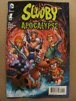 Scooby Apocalypse #1 DC 2016 Series SET OF ALL 8 COVERS Variant 9.6 Near Mint+