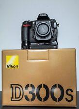 Nikon D D300S 12.3MP Fotocamera Reflex Digitale-Nero (Solo Corpo)