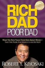 Rich Dad Poor Dad: What The Rich Teach Their Kids About Money-PDF Book Download