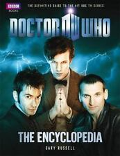 Doctor Who Encyclopedia (New Edition) by Gary Russell (2011, Hardcover)