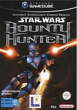 "NEW STAR WARS BOUNTY HUNTER NINTENDO GAMECUBE PAL FR VERSION GAME/JEUX  ""RARE"""