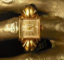 Montre de femme Lebem 15 rubis jewels woman watch