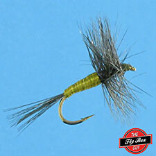 Blue Wing Olive Dry Premium Fly Fishing Flies - One Dozen - Sizes Available*