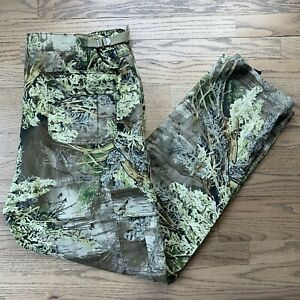Browning Advantage Max-1 Men's Camo Cargo Pants Size 2XL Hunting Outdoors