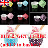 100Pcs Small Paper Cake Forms Cupcake Liner Baking Muffin Box Cup Case Tray UK