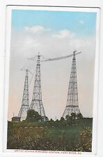Fort Myer VA United States Wireless Station WB Virginia Vintage Postcard