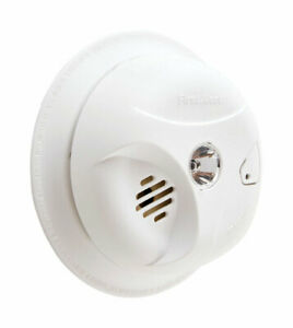 First Alert  Battery-Powered  Ionization  Smoke Alarm with Escape Light