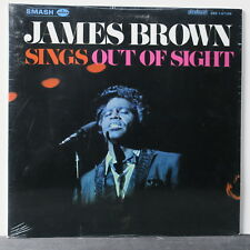 JAMES BROWN 'Sings Out Of Sight' Gatefold Vinyl LP NEW/SEALED