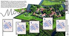 Mooi Nederland 2015; 11e serie; Compleet 6 velletjes PF