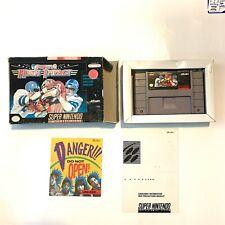 SUPER HIGH IMPACT (Super Nintendo Entertainment SNES Game) Boxed - No Manual