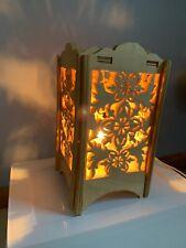 Wooden Decorative Table Lamp Night Light
