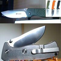 Frame Lock 440C Steel GANZO Firebird G7431 G10 Handle