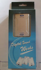 Audio Signalwandler Digital Optical to Coaxial / Toslink-RCA NEU/OVP