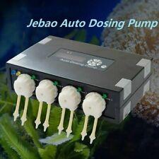 Jebao Auto Dosing Pump DP-2 DP-3 DP-4 DP-5 Marine Aquarium Coral Reef Fish Tank