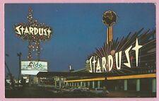 """Postcard """"Stardust Hotel"""", Las Vegas, Nevada"""