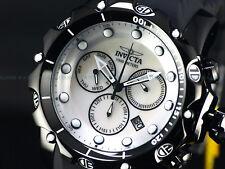 NEW Invicta 52mm Men VENOM Sea Dragon 2 Swiss Chrono White MOP High Polish Watch