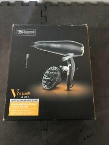 Tresemme 5543 Salon Professional Diffuser Hair Dryer  2200W Damaged Box