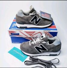 New Balance size 5 Mens 1400 MADE IN USA M1400DM J. Crew Shoes Military Grey NEW
