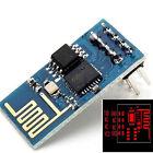ESP8266 Serial Esp-01 WIFI Wireless Transceiver Module Send+Receive LWIP AP+STA