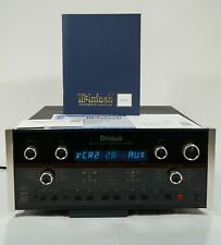 McIntosh MX134 A/V Preamp-Processor With Paperwork Working
