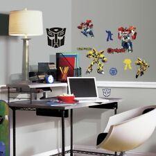 RoomMates Transformers Optimus Prime Wandtattoo Sticker  Wandkleber Aufkleber