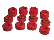 Prothane Cab Body Mount & Radiator Support Bushings 81-91 C/K Crew Cab (16pcs)
