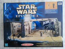 Star Wars: Episode I 1999 'Action Fleet' Podracer Hangar Bay - Hasbro