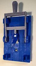 Frankenstein Single Knife Light Switch Plate Cover Flip Handle Toggle - Blue