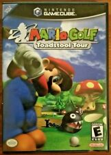 Mario Golf: Toadstool Tour (Nintendo GameCube, 2003) GUARANTEED - Free Shipping