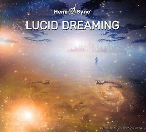 HEMI-SYNC - LUCID DREAMING SERIES - 4 DIGITAL CD SET - MONROE INSTITUTE.