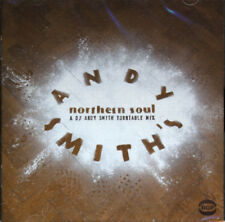 "ANDY SMITH'S NORTHERN SOUL  ""DJ ANDY SMITH'S TURNTABLE MIX 25 TRACKS""  CD"