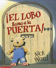 El Lobo Llama a la Puerta (Spanish Edition) CD WITH CD SLEEVE #N11A