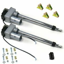 61-66 Ford Truck Power Tonneau Cover Kit w/ Switch 9D7388 street