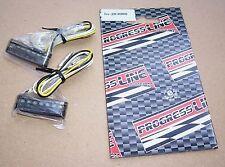 1 par LED miniatura intermitentes de instalación de luz de posición combi motocicleta quad Roller nuevo embalaje original