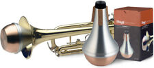 Stagg MTR-S3C Aluminium Straight Trumpet Mute With Copper Bottom