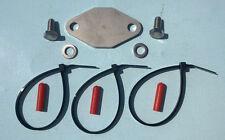 Yamaha Kawasaki Sea-Doo Polaris Oil Injection Block Off Plate Kit