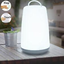 Lampada da Tavolo Accensione Touch o Battito di Mani Intensita Regolabile 24 LED