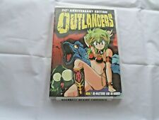 OUTLANDERS - 20TH ANNIVERSARY EDITION - (DVD, 2006) - ANIME