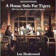 "LEE HAZLEWOOD ""A HOUSE SAFE FOR TIGERS"" CD NEW+"