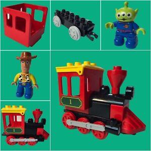 Lego Duplo Toy Story Zug Woody Buzz Lightyear Alien   zum Auswählen   #D4