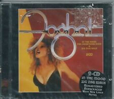 "FOGHAT - ""IN THE MOOD FOR SOMETHING RUDE / ZIG ZAG WALK""  (RARE REMASTERED 2 CD)"