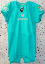 2013 MIAMI DOLPHINS NFL FOOTBALL TEAM GAME ISSUED GREEN SKILL JERSEY Size 40
