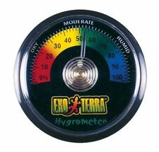 Hygrometer Reptile Humidity Gauge - Exo Terra