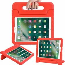 for iPad Mini 1 2 3 Children's 3d Kids Cute Shockproof Eva Foam Case Stand Cover Red