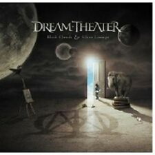 """DREAM THEATER """"BLACK CLOUDS & SILVER LININGS"""" CD NEW"""
