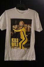 KILL BILL Uma Thurman Yellow Suit Tarantino T-Shirt Small NWT