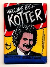 Welcome Back Kotter Trading Card Pack