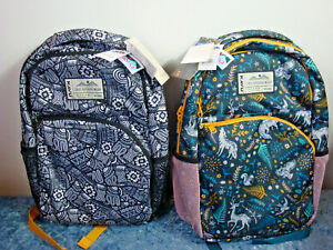 KAVU Packwood Backpack~Choose Doodle Ribbon or Fairy Trail~NWT!!!